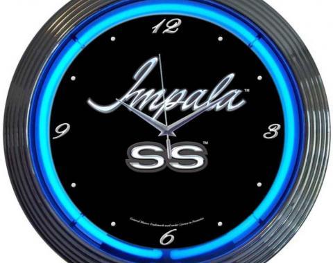 Neonetics Neon Clocks, Impala Neon Clock