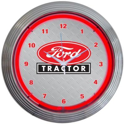 Neonetics Neon Clocks, Ford Tractor Neon Clock