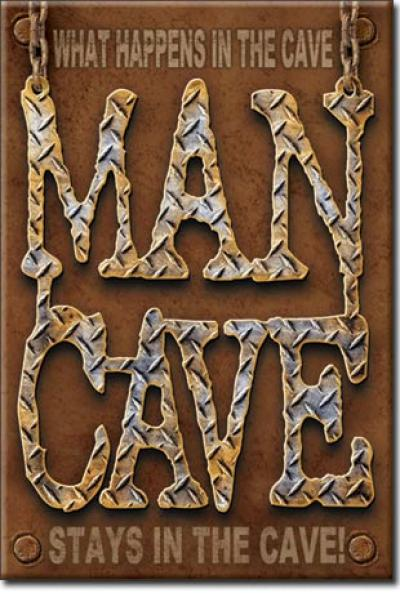 Magnet, Man Cave