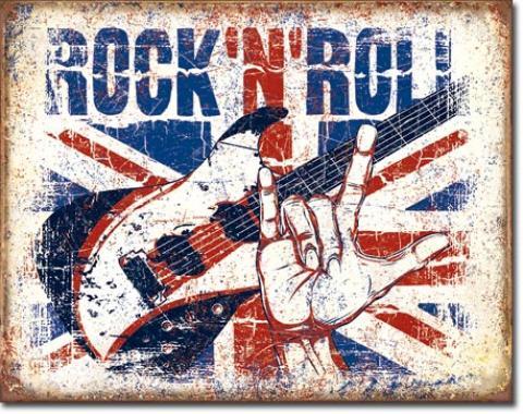 Tin Sign, Rock n Roll