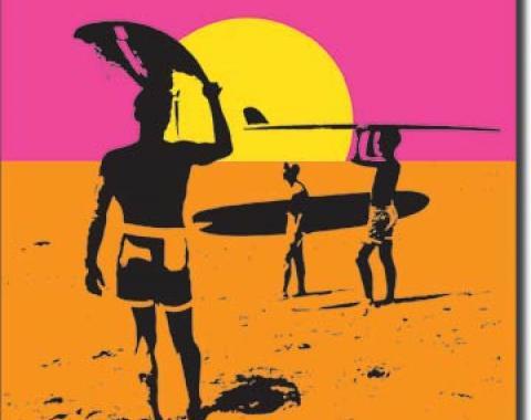 Tin Sign, Endless Summer - Poster