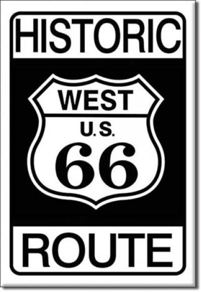 Magnet, Historic 66