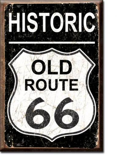 Magnet, Old Route 66