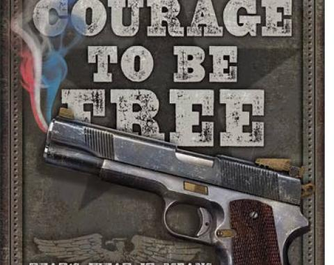 Tin Sign, Courage To Be Free