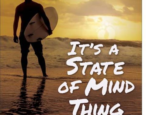 Tin Sign, Hang Ten - State of Mind