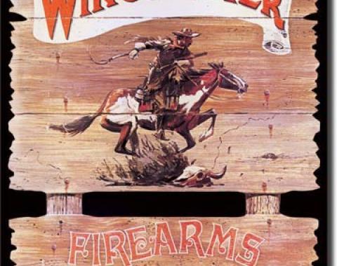 Tin Sign, WIN - Express Rider