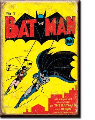 Magnet, Batman No1 Cover