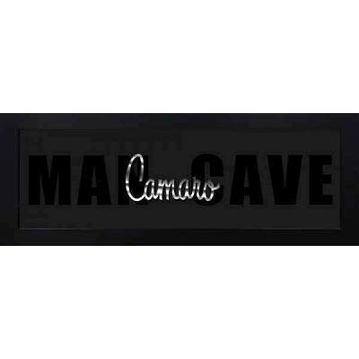 Camaro Gen 1 Framed Man Cave Sign