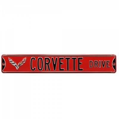 Corvette Drive C7 - Red