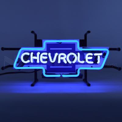 Neonetics Junior Size Neon Signs, Chevrolet Bowtie Junior Neon Sign