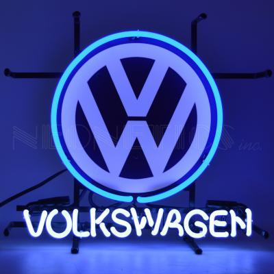 Neonetics Junior Size Neon Signs, Volkswagen Junior Neon Sign