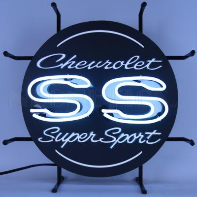 Neonetics Junior Size Neon Signs, Chevrolet Ss Super Sport Junior Neon Sign