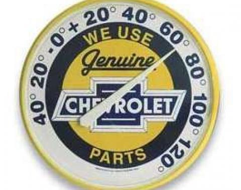 Genuine Chevrolet Thermometer