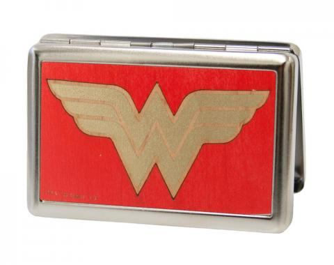 Business Card Holder - LARGE - Wonder Woman GW Red/Gold