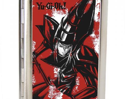 Business Card Holder - LARGE - YU-GI-OH! Dark Magician Pose FCG White/Red/Black