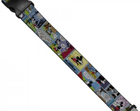 Luggage Strap - Mickey & Minnie Comic Strip