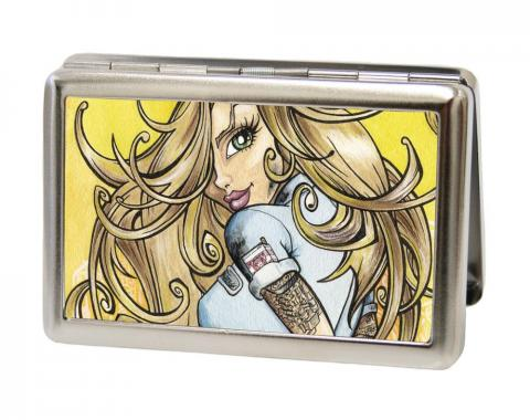 Business Card Holder - LARGE - Tony & Her Dirty Donut FCG