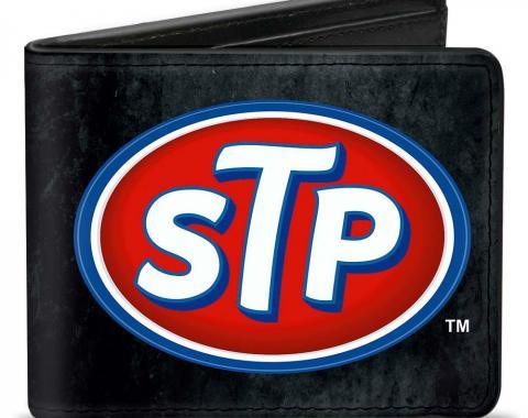 Bi-Fold Wallet - STP Logo Weathered