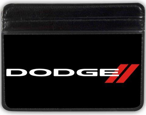 Weekend Wallet - Dodge Red Rhombus Black/White/Red