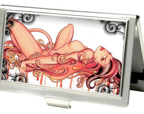 Business Card Holder - SMALL - Lucy FCG