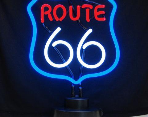 Neonetics Neon Sculptures, Route 66 Neon Sculpture
