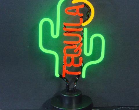 Neonetics Neon Sculptures, Tequila Cactus Neon Sculpture